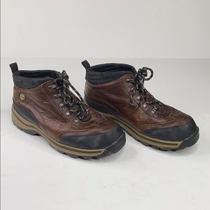 Timberland 22913 brown trail hiking boots - 7